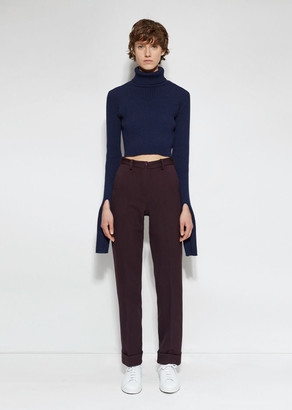 Jacquemus Le Pantalon Classique $488 thestylecure.com