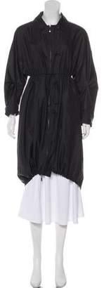 Rene Lezard Lightweight Long Coat