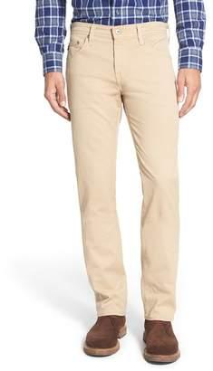 AG Jeans Matchbox Slim Straight Leg Pants