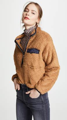 Anine Bing Sierra Popover Jacket