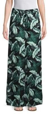 Onia Chloe Wide-Leg Cover-Up Pants