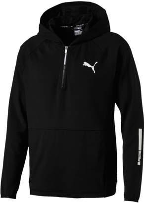 Puma Men's Tec Sports Half-Zip Hoodie