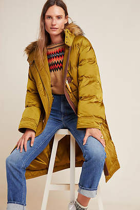 AVEC LES FILLES Coraline Puffer Coat