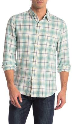 Faherty BRAND Seaview Plaid Long Sleeve Shirt