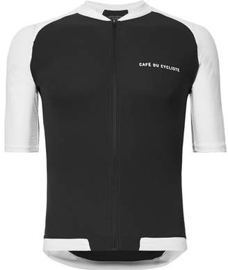 Cafe du Cycliste Dalida Two-Tone Cycling Jersey