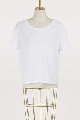 James Perse Short-sleeved crew neck T-shirt