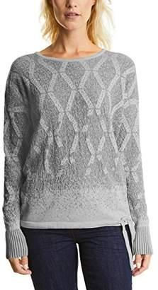 Cecil Women's Degradé Pullover Jumper