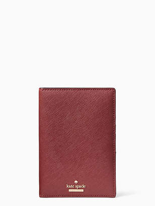 Kate Spade Cameron street travel passport holder