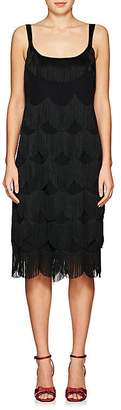 Marc Jacobs Women's Fringe Sleeveless Shift Dress
