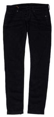 Ring Low-Rise Straight-Leg Pants w/ Tags Low-Rise Straight-Leg Pants w/ Tags