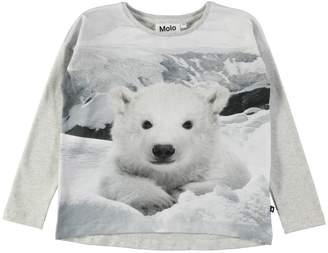 Molo Polar Bear Sweatshirt