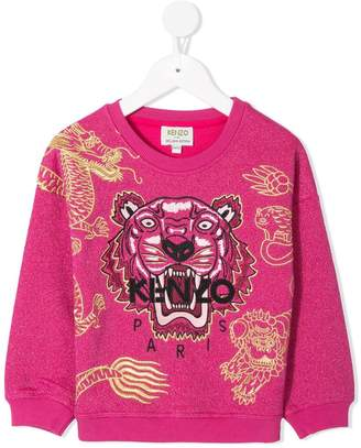 Kenzo Fantastic Jungle sweatshirt