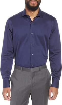 Ted Baker Endurance Bookers Slim Fit Solid Dress Shirt