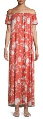 Rachel Pally Ossiane Printed Maxi Dress