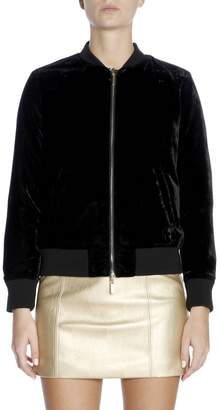 Armani Collezioni (アルマーニ コレッツォーニ) - Armani Collezioni Armani Exchange Jacket Jacket Women Armani Exchange