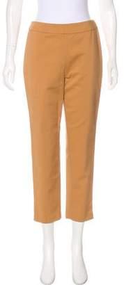 Magaschoni Mid-Rise Straight-Leg Pants w/ Tags