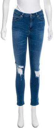 IRO Mid-Rise Jeans