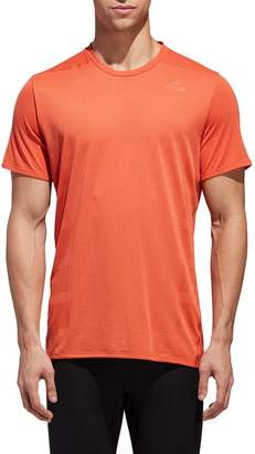 adidas Supernova Regular Fit Short Sleeve Reflective Running T-Shirt