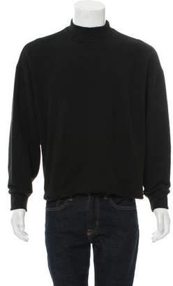 Fear Of God Cropped Cutoff Sweatshirt