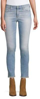 AG Jeans Classic Ankle-Length Jeans