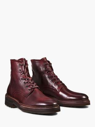 John Varvatos Essex Lace-Up Boot