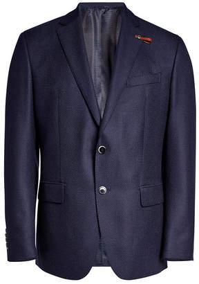 Baldessarini Textured Wool Blazer