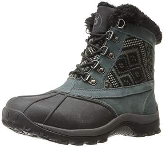 Propet Women's Blizzard Mid Lace Ii Winter Boot $109.95 thestylecure.com
