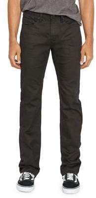 Buffalo David Bitton Six-X Straight-Leg Jeans