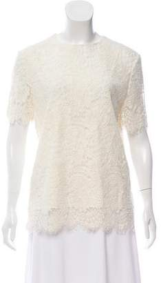 Victoria Beckham 2017 Lace Top w/ Tags