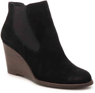 Lucky Brand Yamka Wedge Chelsea Boot - Women's