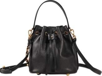 Moschino Lettering Bucket Bag