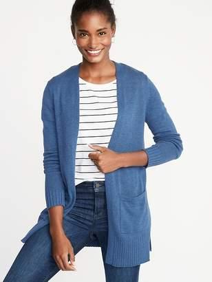 b9eef6c519 Old Navy Open-Front Long-Line Sweater for Women