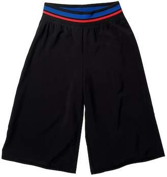 Zella Z by Striped Gaucho Crop Pants (Little Girls & Big Girls)