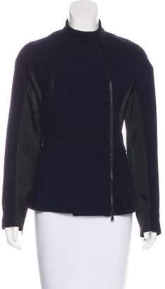 3.1 Phillip Lim Virgin Wool Zip-Up Jacket w/ Tags