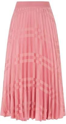 Ted Baker Kkoreli Pleated Midi Skirt