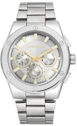 Vince Camuto Men's Two-Tone Bracelet Watch, 45mm