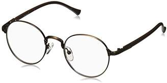 A. J. Morgan A.J. Morgan Unisex-Adult Glib - Power 2.50 53703 Round Reading Glasses