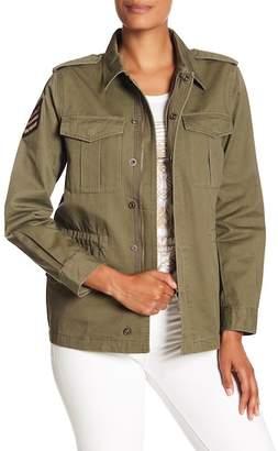 Zadig & Voltaire Kayak Military Jacket