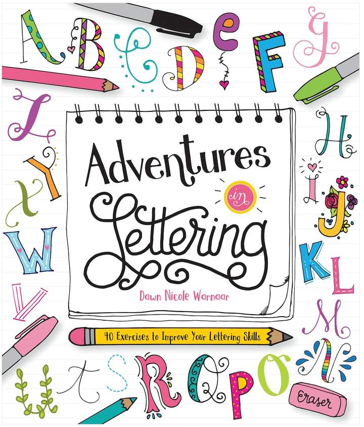 Quarto Publishing Adventures in Lettering