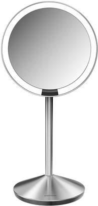 """Simplehuman 5"""" Sensor Makeup Mirror with Travel Case"""