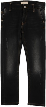 Cotton Belt Denim pants - Item 42680594FF