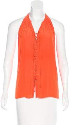 Ramy Brook Oversize Sleeveless Top