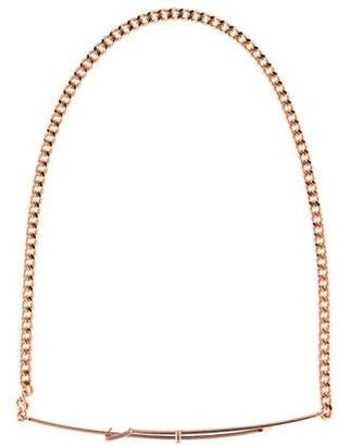 Maison Margiela Buckle Chain Necklace