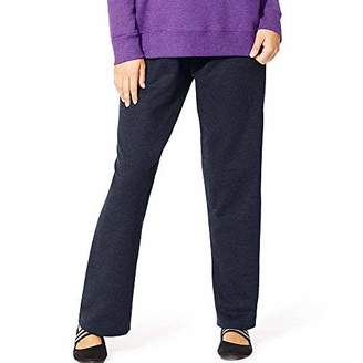 Just My Size Women's Fleece Open-Hem Sweatpants