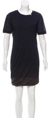 A.L.C. Short Sleeve Mini Dress