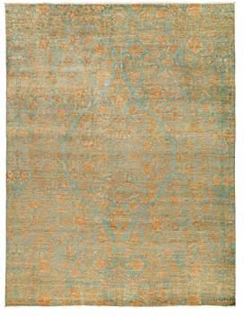 Suzani Oriental Area Rug, 9'2 x 11'10