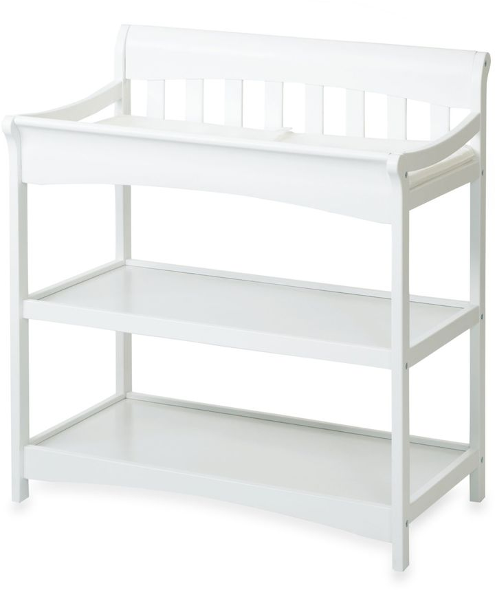 Child CraftChild CraftTM Coventry Changing Table in Matte White