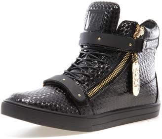 Jump J75 Men's Zion High-Top Fashion Sneaker 7 D US