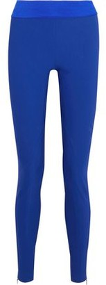 Stella McCartney Stretch-Cotton Skinny Pants