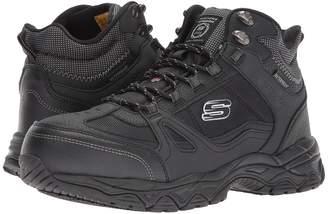 Skechers Ledom Steel Toe WP Men's Industrial Shoes